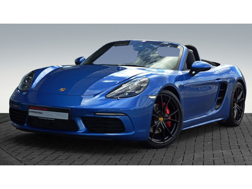 Exklusives Leasingangebot für private Kunden: Porsche 718 Boxster S