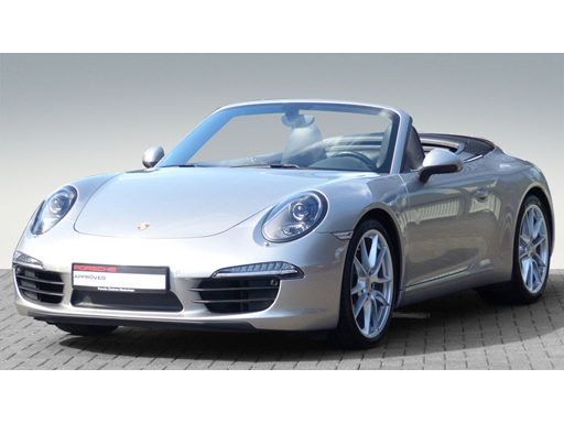 Exklusives Leasingangebot für private Kunden: Porsche 911 Carrera Cabriolet