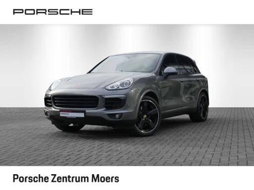 Exklusives Leasingangebot für gewerbliche Kunden: Porsche Cayenne Diesel