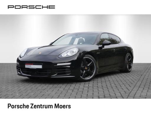 Exklusives Leasingangebot für private Kunden: Porsche Panamera Diesel