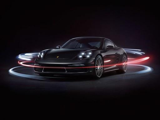 Strahlkraft. Die neuen Lichtsysteme von Porsche.