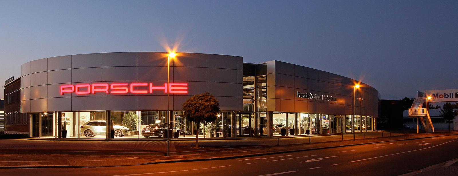 Porsche Centre Niederrhein
