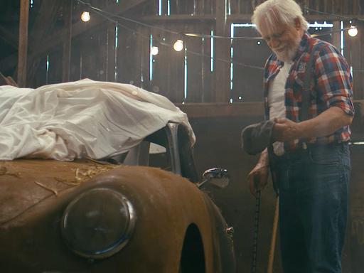 Porsche Classic Movie Competition.