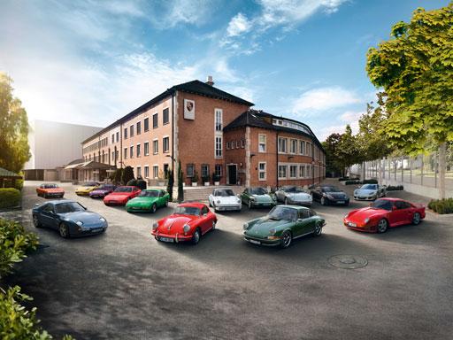 Diebstahlschutz jetzt auch für Porsche Classic Fahrzeuge.